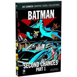 DC Graphic Novel Collection: Batman Second Chances Part 1 - Eaglemoss #109 - NEW