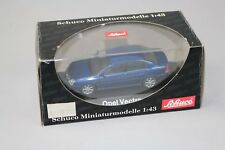 ZC1034 Schuco 02671 Voiture miniature 1/43 Opel Vectra Stufenheck Bleu
