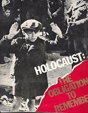 Holocaust Magazine by Washington Post 1983