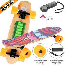 Elektro Skateboard Elektrisch Longboard E-Skateboard m.Fernbedienung 350W Motor#