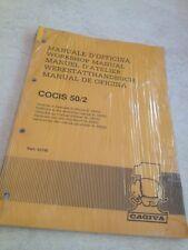 Cagiva Cocis 50 / 2 revue technique atelier service Manuel workshop service