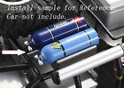 1/10 RC Unpainted Car Truck Plastic Oxygen Bottle Set 48430