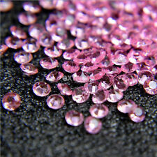 1000PCS 4.5mm Acrylic Crystal Diamond Confetti Table Scatters Clear Vase Fillers