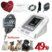 Veterinär-Blutdruckmessgerät, automatisches Tier-NIBP-Herzfrequenzmessgerät