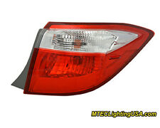 TYC Right Outer Side Tail Light Lamp Assembly for Toyota Corolla 2014-2015
