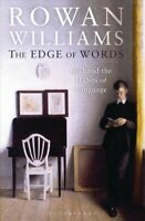 Edge of Words : God and the Habits of Language, Hardcover by Williams, Rowan,...