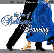 101 STRINGS ORCHESTRA- 2 CD - THE BEST OF BALLROOM DANCING - Strict Tempo
