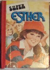 Libro: Super Esther 2. Usado. Editorial Bruguera