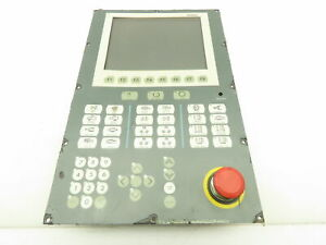 "Operator Control 8000 For Injection Molding Machine HMI 9.5"" LCD Screen"
