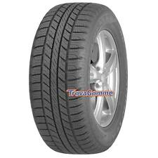 KIT 2 PZ PNEUMATICI GOMME GOODYEAR WRANGLER HP ALL WEATHER XL M+S FP 235/60R18 1
