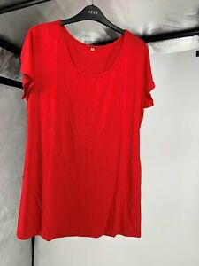 Red Tee - Womens XL