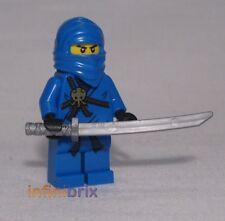 Lego Jay Ninja from sets 2259, 2263, 2506 + 2257 Ninjago Minifigure NEW njo004