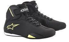 Scarpe moto alpinestars sektor shoes giallo