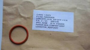 O-RING 2-212 S0613-60 B/N 31002930 PARKER SEAL COMPANY
