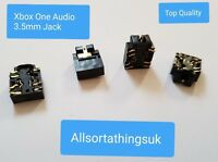 3.5mm Audio AUX Jack Replacement Repair Part For XBOX ONE Controllers Joypads