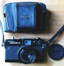 Petri Computor 35 macchina fotografica con un molto veloce 40mm Obiettivo f2.8 (ottime condizioni)