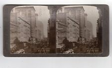 Stereoscopic image of Randolph Street, Chicago (C2497).