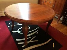Solid Wood Traditional Tables