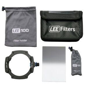 Lee Filters LEE100 Landscape Kit: Includes Filter Holder, 0.6 ND Medium Grad