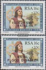 Zuid-Afrika 725-726 (compleet.Kwestie.) postfris MNH 1988 Flutkatastropfe van Na