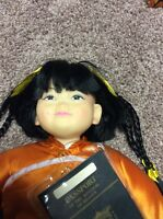 Mieler    Chinese Doll With Passports  K1