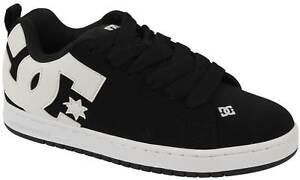 DC Court Graffik Shoe - Black - New
