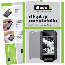 6x Simvalley Mobile Outdoor Schutzfolie matt Displayschutzfolie Folie dipos
