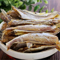 100% Natural 500g Dried Salted Fish Chinese Sea Food Snack to beer
