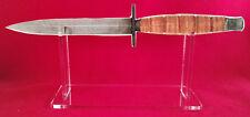 Présentoir plexi pour dague ou poignard PRE40
