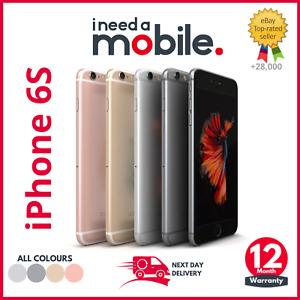 Apple iPhone 6S | 16GB 32GB 64GB 128GB | Unlocked SIM FREE | All Colours