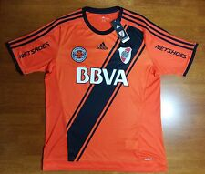 River Plate 30th Commemorative Orange Shirt 2016 ADIDAS Size L Boca 0 - River 2