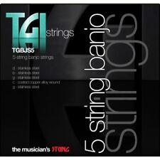 TGI 5 Cuerdas Cuerdas Banjo 5 Cuerdas Set PVP 6.99 Black Friday especial