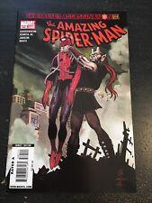Amazing Spider-man#585 Incredible Condition 9.4(2009) Menace Revealed, Romita.jr