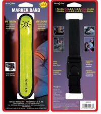 Flashing Marker Band with Red LED Perfect For early Morning Nighttime Runners