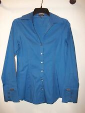 Excellent Condition EXPRESS Original Fit Long Sleeve Essential Shirt (Small)