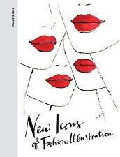 New Icons of Fashion Illustration, Glenville, Tony