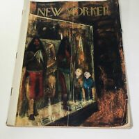 The New Yorker: Sept 14 1957 - Full Magazine/Theme Cover Robert Kraus