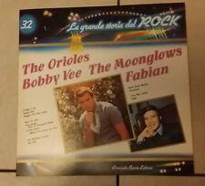 The Orioles / Bobby Vee / The Moonglows / Fabian – La Grande Storia Del Rock 32