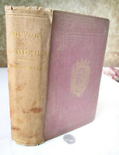 HISTORY Of DUMFRIES(SCOTLAND),1867,William McDowall,1st Ed