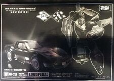 Transformers Masterpiece Takara Tomy MP-25L Loud Pedal Corvette Limited Edition