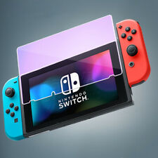 9H Tempered Glass Screen Protector Anti Blue Light Blocking For Nintendo Switch