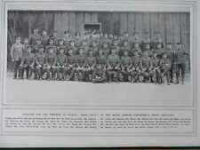 1915 NCO'S SOUTH AFRICAN HEAVY ARTILLERY ALL NAMED; VRANIA USKUB WWI WW1
