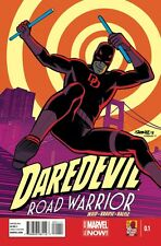 Daredevil (2014) #0.1 Vf/Nm Road Warrior Marvel Now