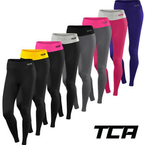 Women's TCA Pro Performance Supreme High Waist Running Thick Tights / Bottoms