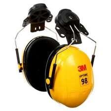3M H9P3E Peltor Optime 98 Cap-Mount Ear Muffs