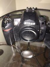 Nikon D70 Digital Slr Camera - Black (Body Only)