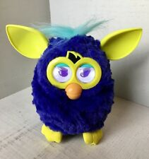 FURBY 2012 HASBRO  A3123/39834 purple yellow interactieve toy TESTED & WORKING
