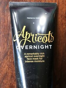 "Perfectly Posh ""Apricots Overnight"" Overnight Face Mask Intense Moisture (3 oz.)"