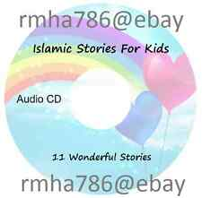 Islamic Stories For Kids Audio Cd Audiobook. English
