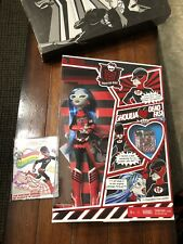 Monster High Comic Con Ghoulia Yelps Dead Fast Exclusive Doll - Limited Edition